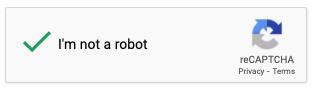 Google reCAPTCHA Checked